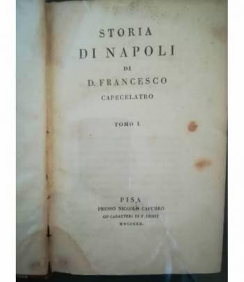 Storia di Napoli. I. II.