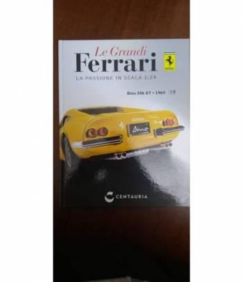 Le grandi Ferrari. N. 19