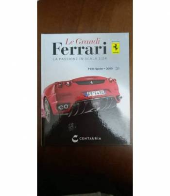 Le Grandi Ferrari. n.31