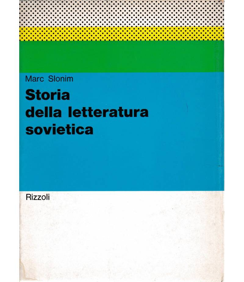 Storia della letteratura sovietica