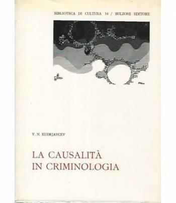 La casualità in criminologia