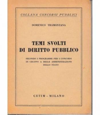 Diritto Pubblico. Manualetti Le Monnier