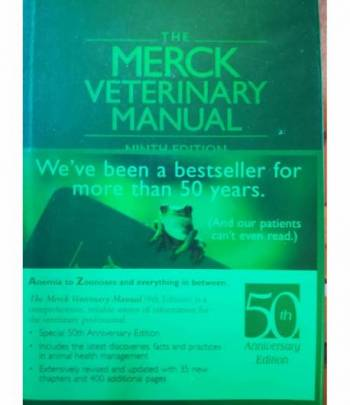 The Merck Veterinary Manual. IX edizione.