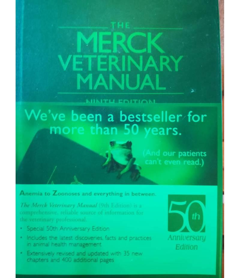 The Merck Veterinary Manual. IX edizione.