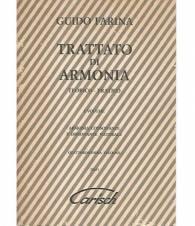 Trattato di armonia teorico-pratico 1 volume
