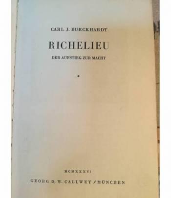 Richelieu. Der Aufstieg zur Macht.