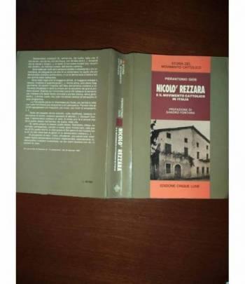 Nicolo' Rezzara e il movimento cattolico in Italia