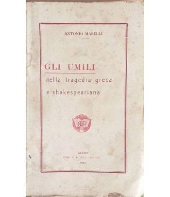 Gli Umili nella tragedia greca e shakespeariana