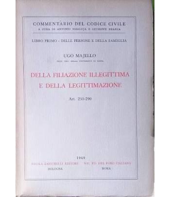 Della filiazione illegittima e della legittimazione. Art. 250-290