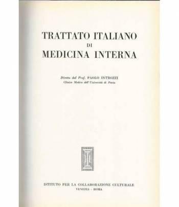 Trattato italiano di medicina interna. Malattie del sistema nervoso.Volumi 1-2