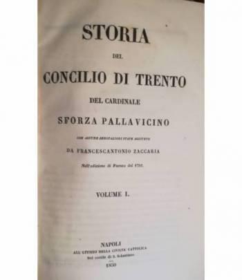 Storia del Concilio di Trento. I. II.