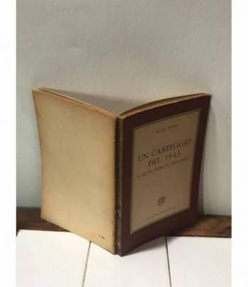 Un carteggio del 1843
