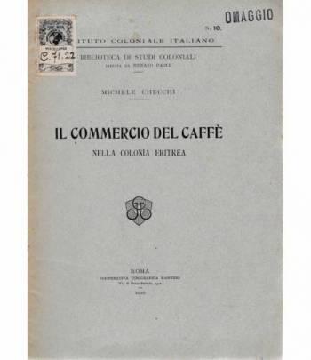 Il commercio del caffè nella colonia Eritrea