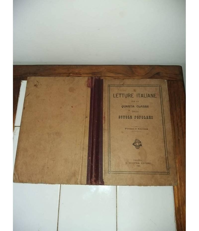 Letture italiane per la quarta classe delle scuole popolari austriache