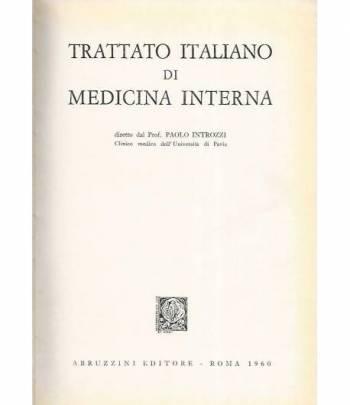 Trattato italiano di medicina interna. Tecniche e diagnostica di laboratorio