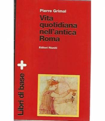 Vita quotidiana nell'antica Roma