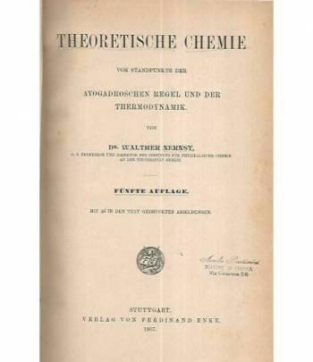 Theoretische chemie