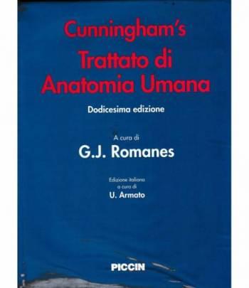 Trattato di Anatomia Umana di Cunningham