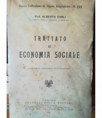 Trattato di economia sociale