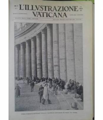 L'illustrazione Vaticana. Anno IV - n. 3 - 4 - 5 - 5 - 9