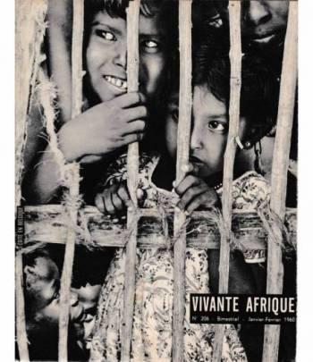 Vivante Afrique. n. 206 - Bimestriel - Janvier-Février 1960