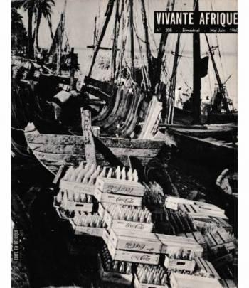 Vivante Afrique. n. 208 - Bimestriel - May-Juin 1960