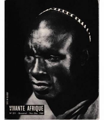 Vivante Afrique. n. 211 - Bimestriel - Non.- Déc. 1960