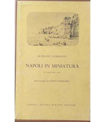 Napoli in miniatura, ovvero il popolo di Napoli ed i suoi costumi
