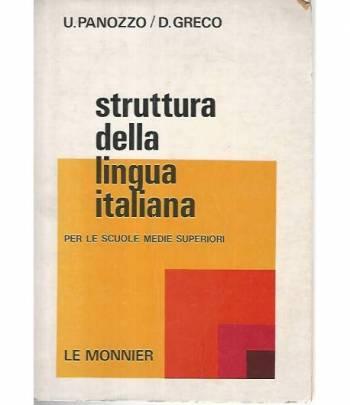 Struttura della lingua italiana