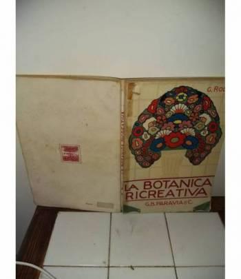 La botanica ricreativa