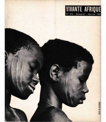 Vivante Afrique. n. 214 - Bimestriel - Mai-Juin 1961