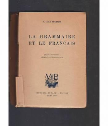 La Grammaire Et Le Français