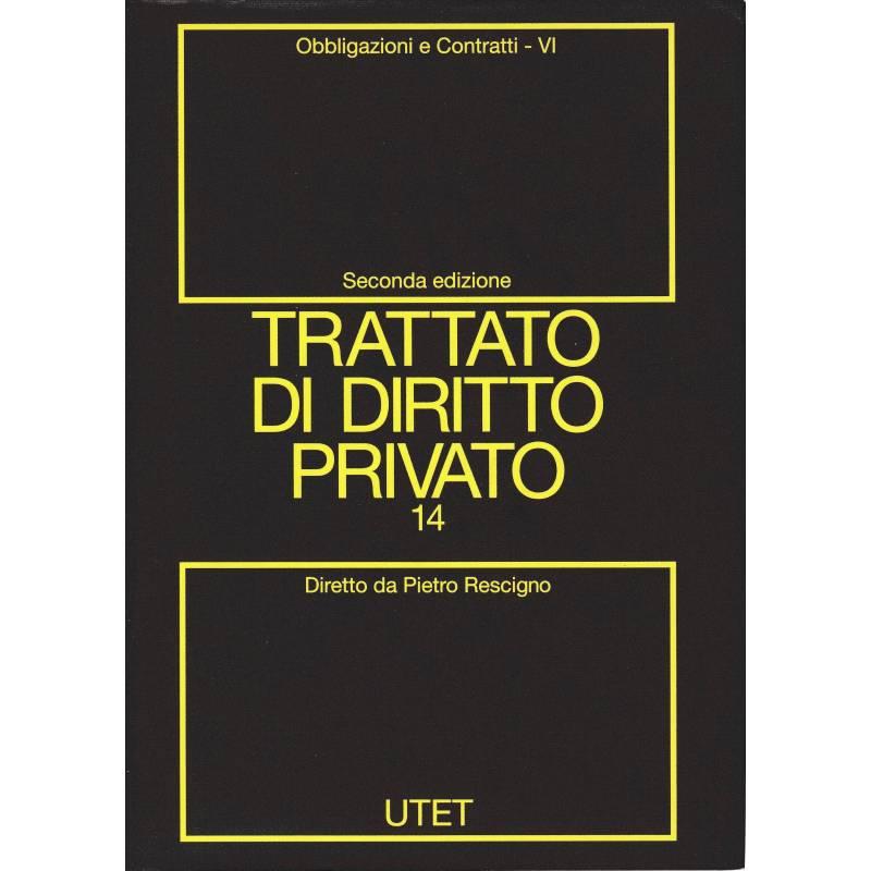 Trattato di diritto privato: 14\6