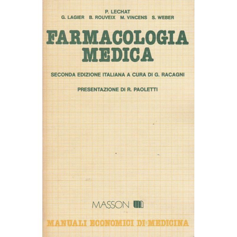 Farmacologia medica