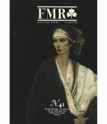 FMR. Mensile di Franco Maria Ricci. Aprile 1986