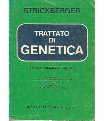 Trattato di genetica