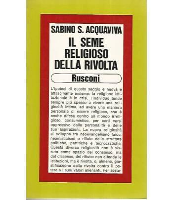 Il seme religioso della rivolta