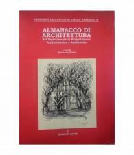 Almanacco di Architettura del Dipartimanto di Progettazione Architettonica e Ambientale