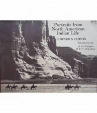 Portraits form North American indian life