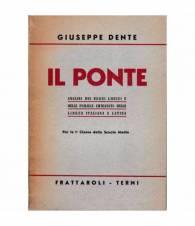 Il ponte. Analisi dei segni logici e delle parole - immagini delle lingue italiana e latina