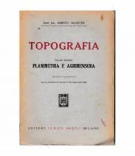 Topografia vol. II° Planimetria e agrimensura