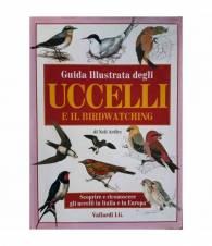 Guida illustrata degli uccelli e il birdwatching