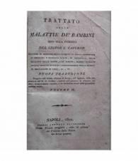 Trattato delle malattie de bambini. Volume II