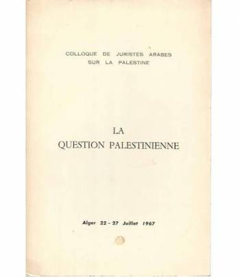 La question palestinienne