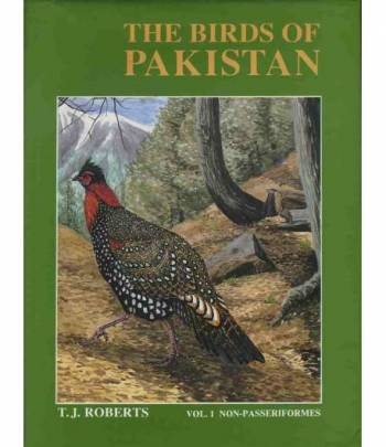 The birds of Pakistan