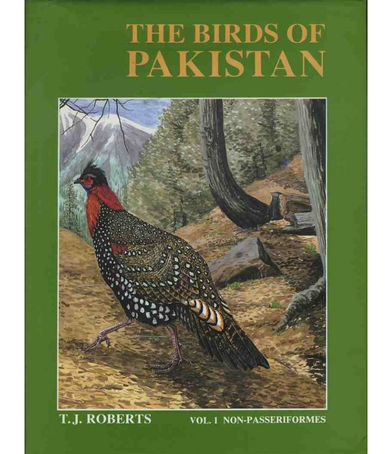 The birds of Pakistan