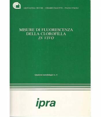 Misure di fluorescenza della clorofilla in vivo