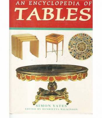 An encyclopedia of tables