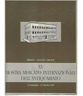 XV mostra mercato internazionale dell'antiquariato