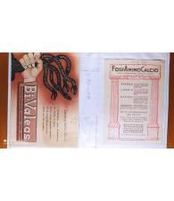 Set (2pz) manifesti pubblicitari  1940
